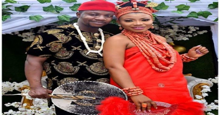 igbo traditional marriage attire