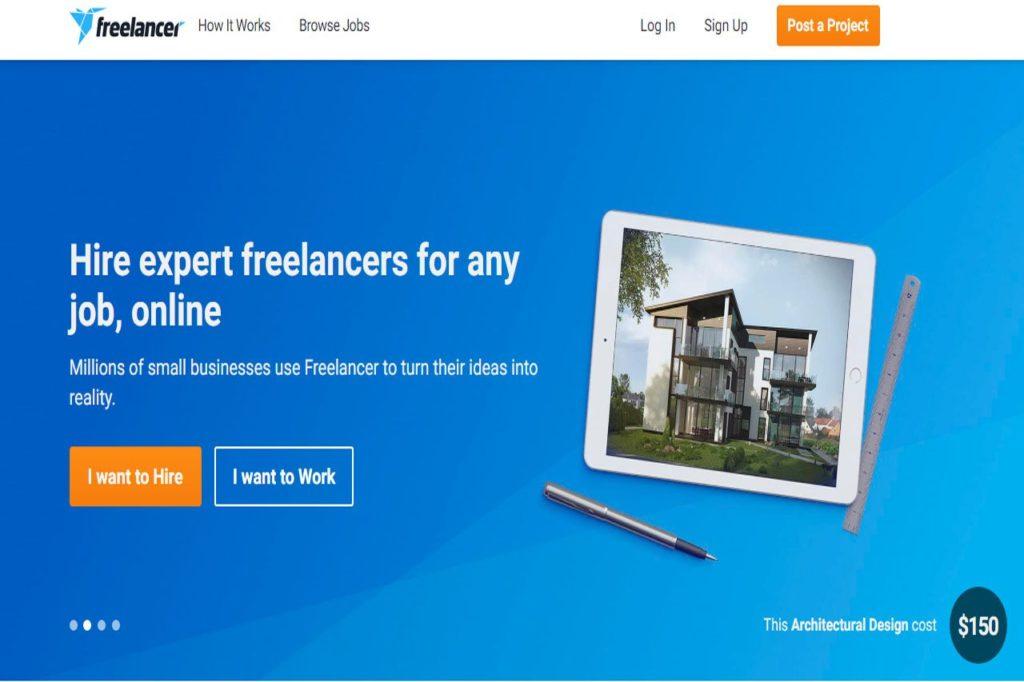Freelancer Jobs online