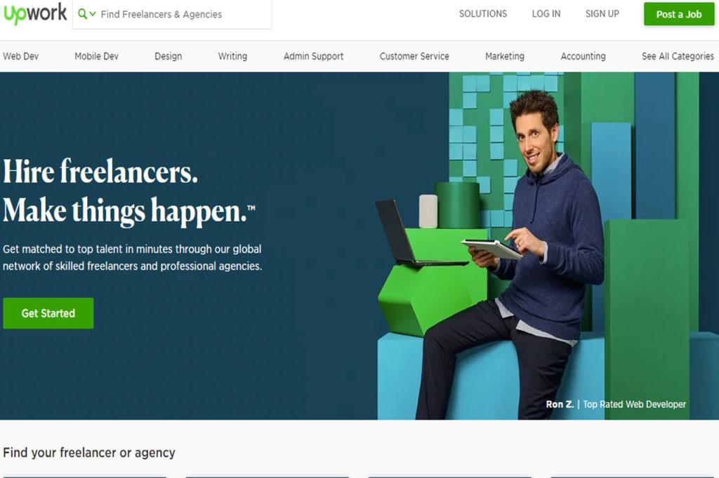 Freelance website for jobs