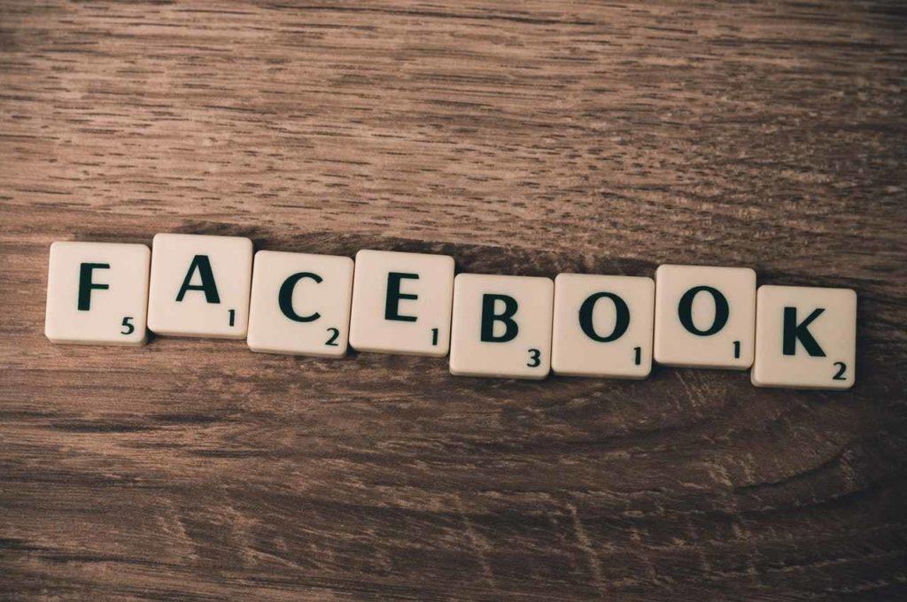 Fiverr gig promotion with Facebook